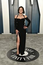 Michelle Rodriguez In Rasario  @   2020 Vanity Fair Oscar Party