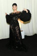 Alexa Demie  In Giambattista Valli @ 2020 Elton John AIDS Foundation Academy Awards Viewing Party.