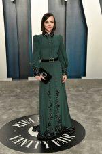 Christina Ricci  In Gherardo Fellon @ 2020 Vanity Fair Oscar Party