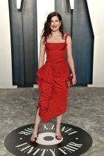 Kathryn Hahn  In Rosie Assoulin @ 2020 Vanity Fair Oscar Party