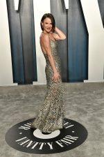 Juliette Lewis  In Juliede Libran @ 2020 Vanity Fair Oscar Party
