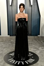 Camila Morrone  In Ralph Lauren  @ 2020 Vanity Fair Oscar Party