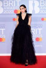 Charli XCX In  Fendi  @ 2020 BRIT Awards