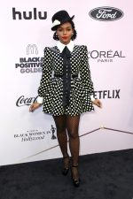 Janelle Monae  In  Marc Jacobs @ 2020 Essence Black Women In Hollywood Awards Luncheon