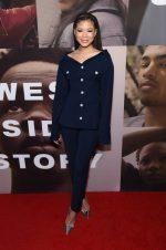 Storm Reid In Adeam  @ 'West Side Story' Broadway Opening Night
