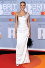 Adwoa Aboah In  Vivienne Westwood  @ 2020 BRIT  Awards