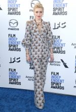 Amber Heard  In Fendi @ 2020 Film Independent Spirit Awards