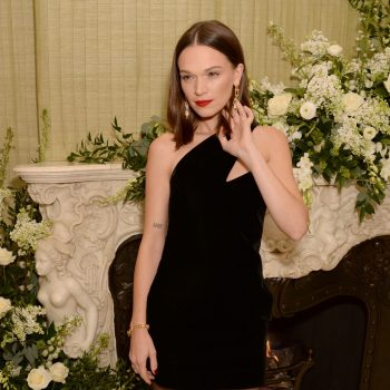 anna-brewster-attends-bafta-vogue-x-tiffany-fashion-and-film-afterparty