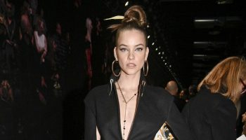 barbara-palvin-front-row-versace-fall-winter-2020-2021-show-in-milan