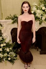 Charli Howard Attends  BAFTA Vogue x Tiffany Fashion and Film Afterparty