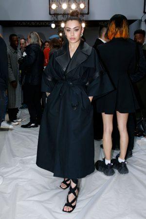 charli-xcx-front-row-jw-anderson-aw-20-london-fashion-week-show
