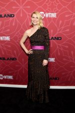 Claire Danes In  Erdem  @ The 'Homeland' Season 8 Premiere