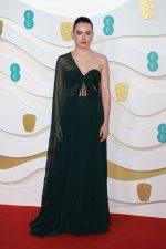 Daisy Ridley In Oscar De La Renta @  2020 EE British Academy Film Awards