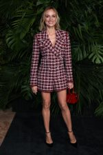 Diane Kruger In Chanel @  Charles Finch and Chanel Pre-Oscar Awards 2020 Dinner