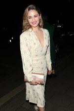 Dianna Agron  In Miu Miu @  Vogue x Tiffany Fashion & Film After Party in London