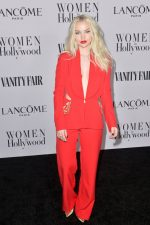 Dove Cameron In Honayda  @  2020 Vanity Fair & Lancome Women in Hollywood Celebration