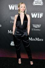 Dove Cameron In Ralph Lauren @ 2020 Women in Film Female Oscar Nominees Party