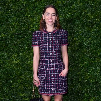 emilia-clarke-in-chanel-charles-finch-and-chanel-pre-bafta-party-in-london