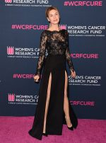 Renée Zellweger  In Gucci  @ The Women's Cancer Research Fund Gala 2020
