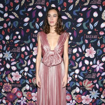 alexa-chung-in-christian-dior-haute-couture-the-harpers-bazaar-exhibition