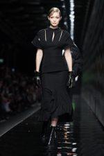 Gigi Hadid Rocks Runway @ Versace Fall/Winter 2020/2021 Show In Milan