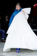 Gigi Hadid  Rocks Runway @ Off-White Show Fall/Winter 2020/2021 In Paris