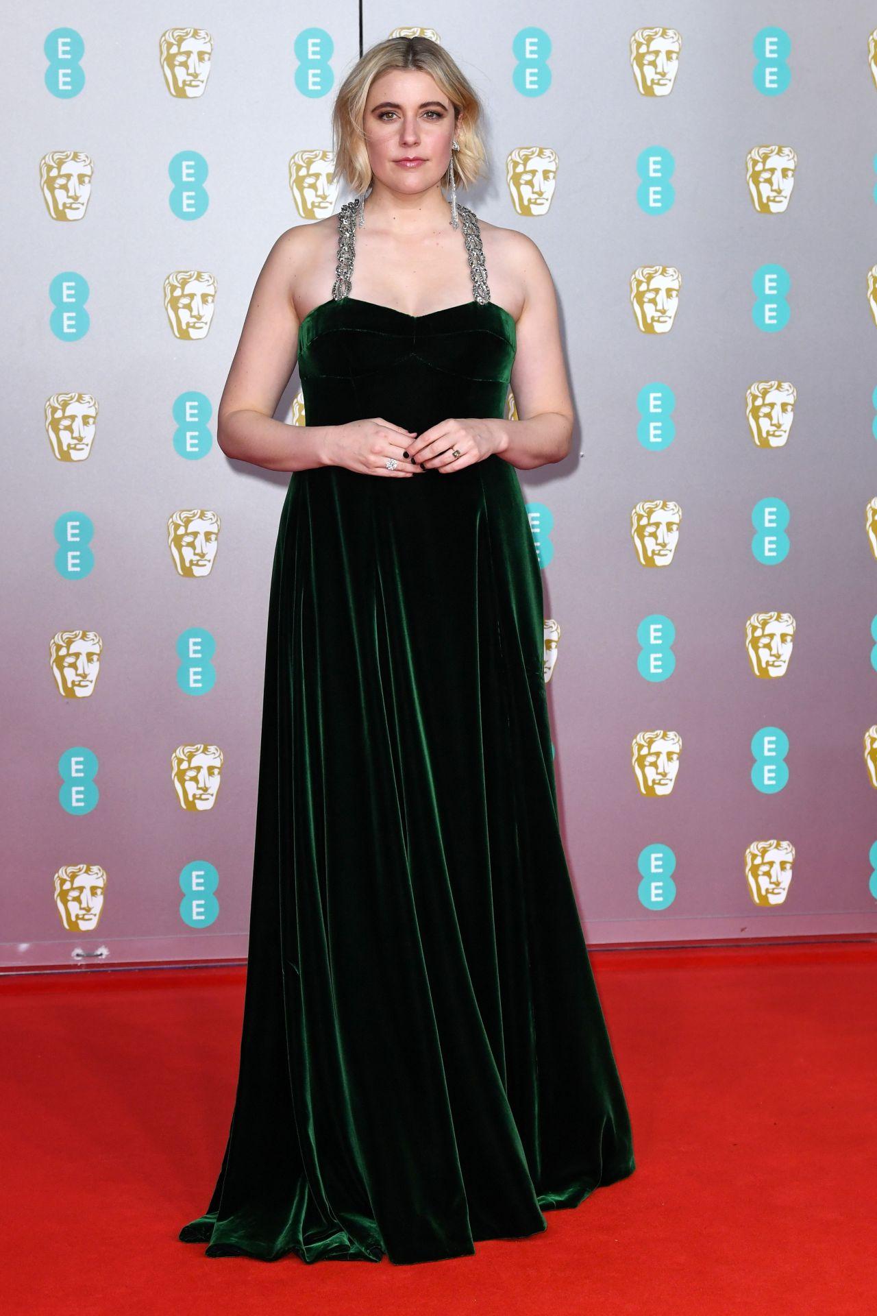 greta-gerwig-in-gucci-2020-ee-british-academy-film-awards