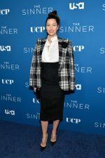 Jessica Biel In  Alexandre Vauthier Haute Couture @ 'The Sinner' Season 3 Premiere