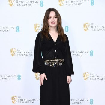 kaitlyn-dever-in-chanel-ee-british-academy-film-awards-2020-nominees-party