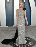 Kate Bosworth  In Ralph & Russo @ 2020 Vanity Fair Oscar Party
