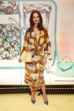 Katie Holmes In Fendi  @ The Launch of Solar Dream hosted by Fendi In New York
