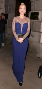 Katy Perry In Stella McCartney @  British Asian Trust in London