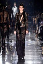 Kendall Jenner Walks Runway @  Tom Ford AW20 Fashion Show in Hollywood