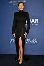 Lala Anthony  In  Solangelann @ amfAR Gala 2020 Benefit For AIDS Research
