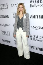 Lea Seydoux In Louis Vuitton  @  Vanity Fair and Lancome Women in Hollywood Celebration