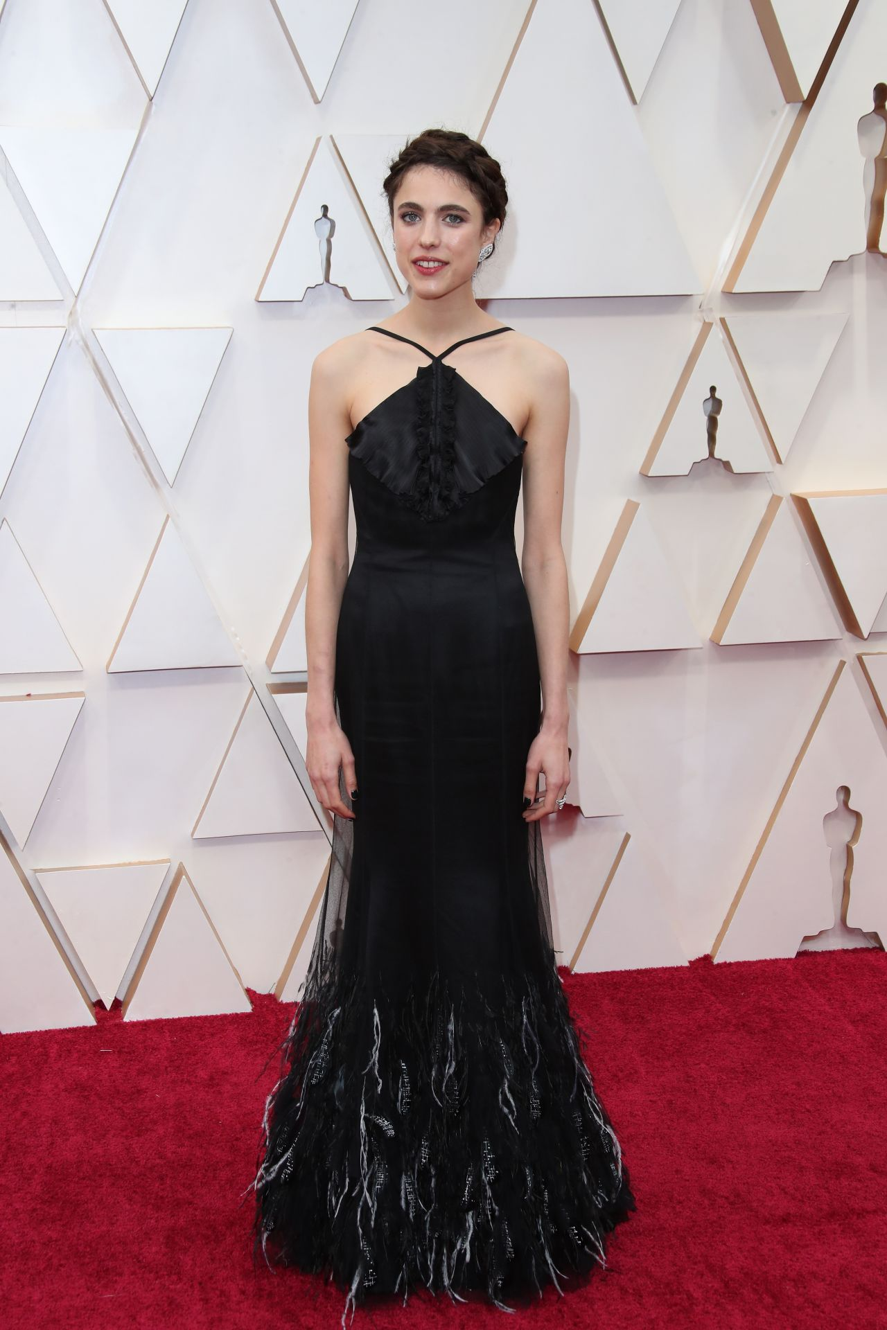 margaret-qualley-in-chanel-oscars-2020