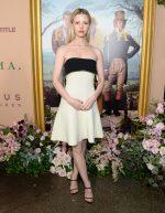 Mia Goth  In  Proenza Schouler  @ 'Emma' LA Premiere
