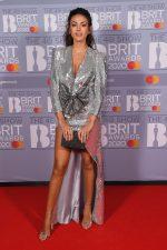 Michelle Keegan  In  Galia Lahav  @ 2020 BRIT Awards