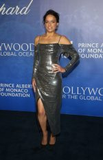 Michelle Rodriguez  In Rasario @  2020 Hollywood for the Global Ocean Gala