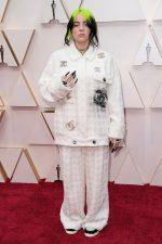 Billie Eilish  In Chanel @  Oscars 2020