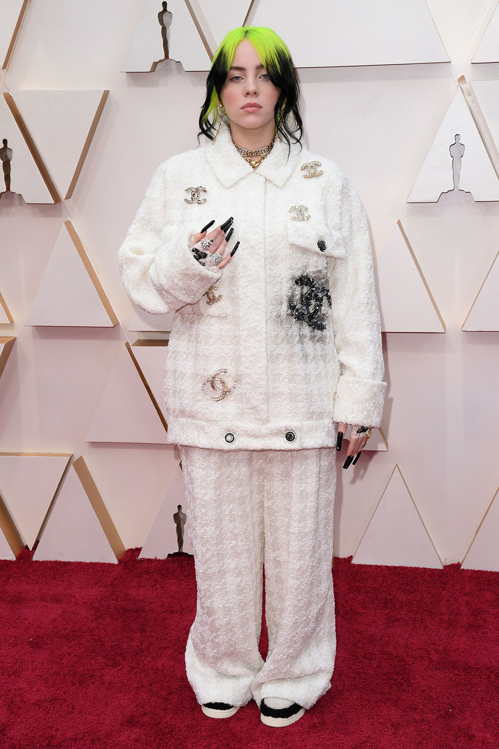92nd Annual Academy Awards, Arrivals, Fashion Highlights, Los Angeles, USA – 09 Feb 2020