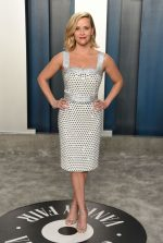 Reese Witherspoon   In Dolce Gabbana @ 2020 Vanity Fair Oscar Party