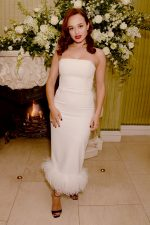 Rose Williams Attends  BAFTA Vogue x Tiffany Fashion and Film Afterparty
