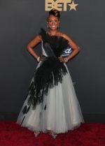 Ryan Michelle Bathen In Sebastian Gunawan @ 2020 NAACP Image Awards