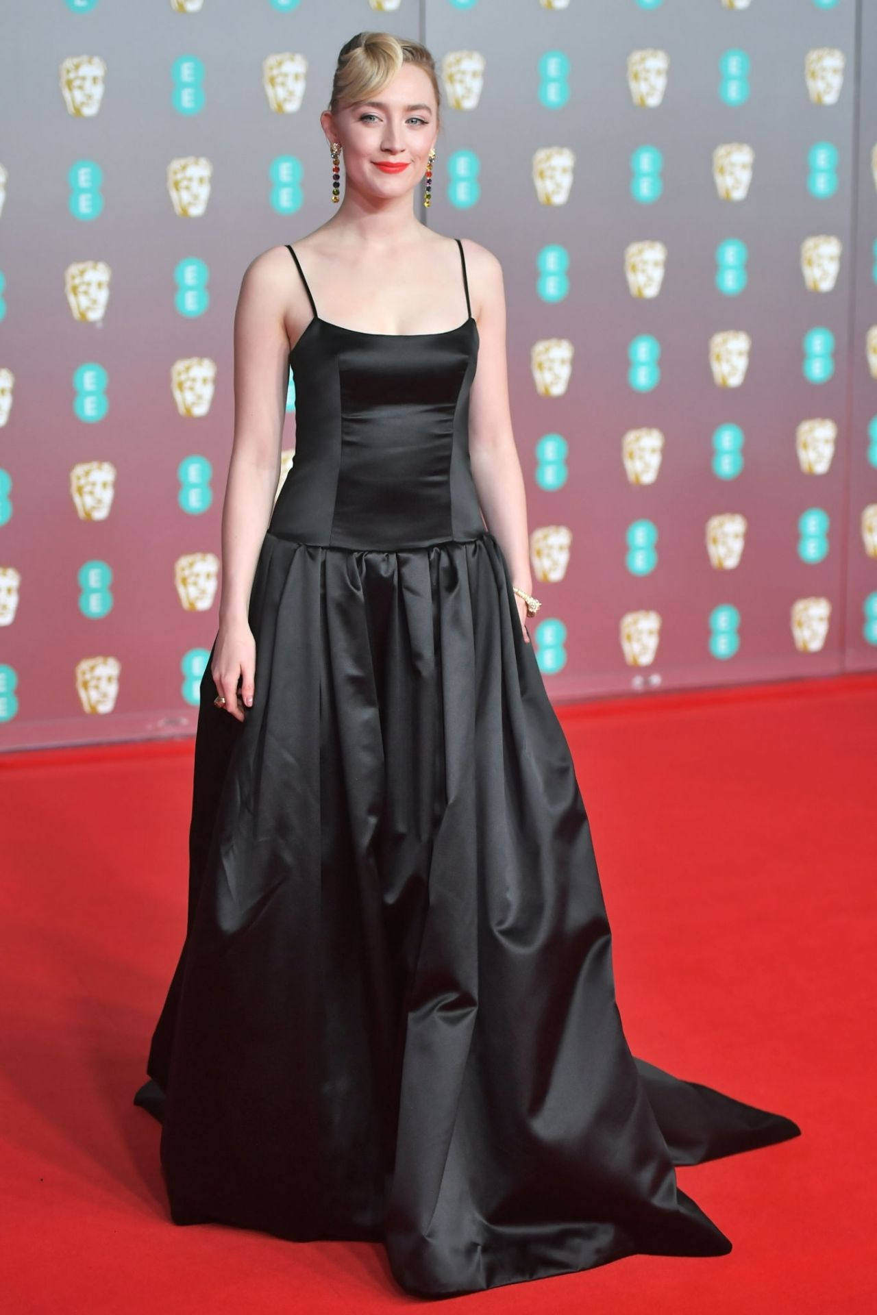 Saoirse Ronan In Gucci @ 2020 EE British Academy Film ...