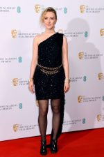 Saoirse Ronan In Chanel  @ EE British Academy Film Awards 2020 Nominees' Party