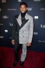 Usher   In Versace @  2020 Pre-GRAMMY Gala