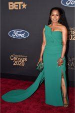 Angela Bassett  In Azzi & Osta  @   2020 NAACP Image Awards
