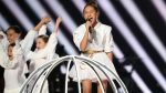 Jennifer Lopez & Her  Daughter Emme Maribel Muniz Perform @ Super Bowl Halftime Show
