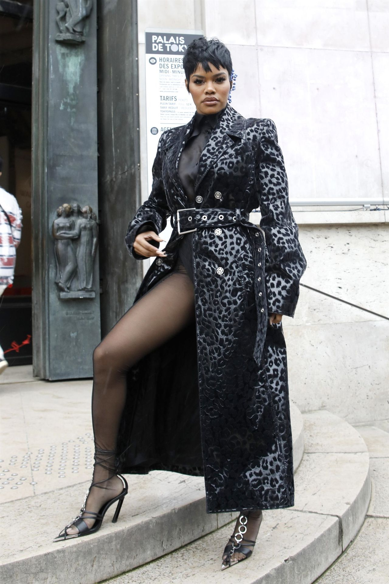 teyana-taylor-front-row-thierry-mugler-fall-winter-2020-2021-show-in-paris